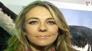 Elizabeth Hurley Interview The Royals ...