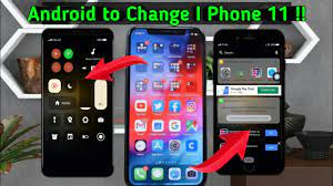 How to Set Android to iPhone   Best iOS 13 Launcher For Android