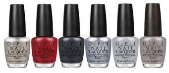Opi Nail Color Chart 2017 Opi Nail Polish Color Chart Grey Best Nail 2017