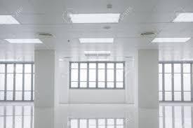 light office. White Office With Windows Light Stock Photo - 21631896