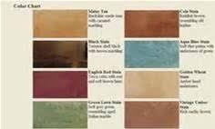 Kemiko Color Chart Tuscan Color Palette Kemiko Color Chart House Colors