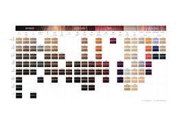 Schwarzkopf Royal Color Chart Sbiroregon Org