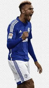 Eric Maxim Choupo-Moting FC Schalke 04 Jogador de futebol Jersey, futebol,  camiseta, azul png