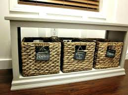 storage furniture with baskets ikea. Hall Tree Ikea Entryway Furniture Target Mudroom Storage With Baskets
