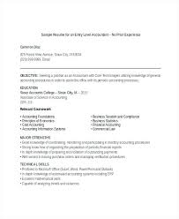 Accounting Skills Resume Accounting Skills In Resume Accounting ...