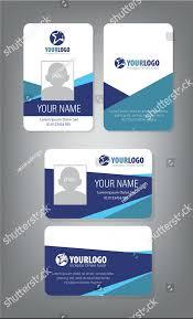 Identity Card Design 43 Professional Id Card Designs Psd Eps Ai Word Free