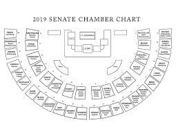 Senate Seating Chart Seating Chart