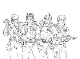Small Picture Lego Ghostbusters Cartoon Coloring Coloring Pages