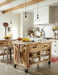kitchen design ideas kitchen island table cart do it yourself rustic kitchen island on wheels