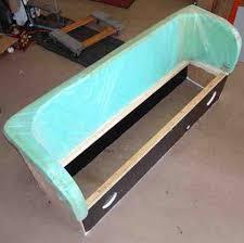 four winns boat bench diy boat seats