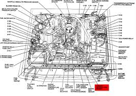 where is the temp sending unit locatied on a 1989 f350 diesel 7 graphic