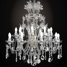 Classic Crystal Swarowski chandelier mechini faustig Model available on  Turbo Squid, the world's leading provider of digital models for  visualization, ...