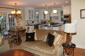 Open Kitchen Living Room Floor Plan We Now Have A Totally And With Models Design