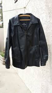 men s medium leather jacket oscar piel