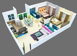 charming home plan 3d 2bhk ideas exterior ideas 3d gaml gaml