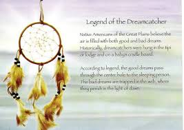 Dream Catcher Legend Native American