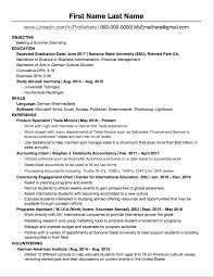 Agreeable Gpa On Resume for Internship On soon to Be College Grad Looking
