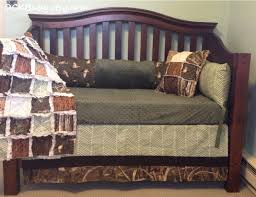 image of rustic baby bedding country