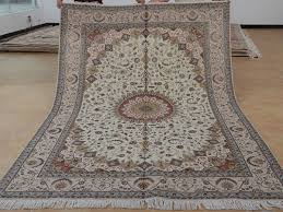 6 x 9 hand knotted brand new wool and silk sino persian tabriz oriental area rug 12980663 goodluck rugs