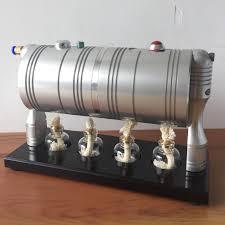 diy steam engine boiler steam generator boiler water vapor boiler 500ml big vol