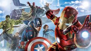Original 6 Avengers Wallpaper 4K High ...