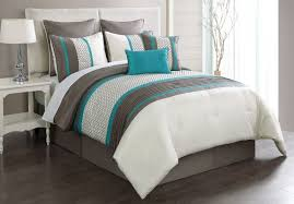 unusual design ideas turquoise bedding set queen and gray sets wanderpolo decors the