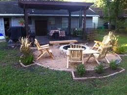 Best Outdoor Fire Pit Seating Ideas  Home Decoratings And DIYBackyard Fire Pit Area