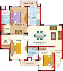 Good Full Size Of Three Bedroom Flat Plan With Concept Hd Pictures Home Designs  ...