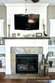 tv above fireplace ideas decorating ideas for fireplace mantel with above full size of above mantle tv above fireplace ideas