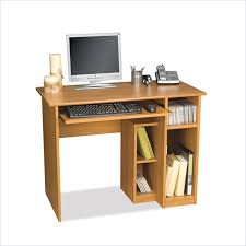 Impressive Wood Computer Desk Beautiful Home Decor Ideas with Small Wood  Computer Desk Homezanin