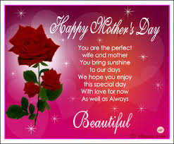 Christian Mothers Day Quotes For Cards Best of Christian Happy Mother's Day Quotes Red Roses Greetings Card With