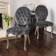 attractive best best collection grey tufted dining chair dining chairs outstanding grey velvet dining chairs