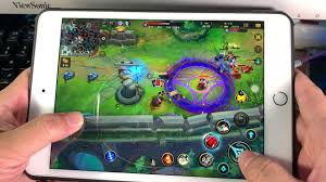 LOL League of Legends Wild Rift On iPad - YouTube