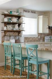 mismatched bar stools. Simple Bar My Mismatched Barstools Are A Favorite Around Here Have You Wondered Where  I Got Them How Painted Them And Well They Held Up With Mismatched Bar Stools