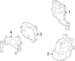 Genuine infiniti controller inf 285h24gf4b