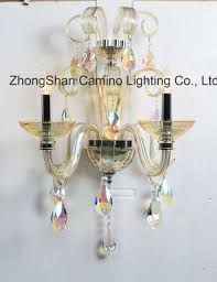 french style crystal wall sconce ab color swarovski elements crystal wall lamp
