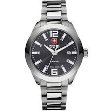 swiss military hanowa men s colonel automatic watch 5 4191 04 001 swiss military hanowa men s pegasus automatic watch 5 185 7 04 007