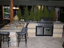 outdoor kitchens bars