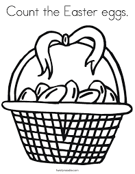 Small Picture Easter Coloring Pages Twisty Noodle