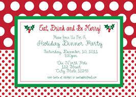 Printable Christmas Flyers Holiday Party Invites Templates Free Free Printable Christmas