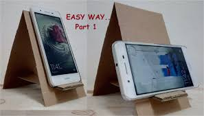 ipad diy ideas 5 diy phone stand you can make easy by yourself crafts