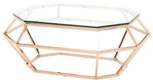rose gold coffee table inspiration to glamorous brass tables side dining glass along with habitat rose gold coffee table
