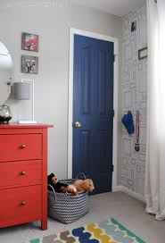 great paint colors for bedroom closets. add a pop of color by painting the door. ditch typical white (interior great paint colors for bedroom closets
