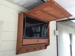 F Outdoor Tv Stands Weatherproof Far Fetched Here Are Our Plans For An TV  Cabinet We Built