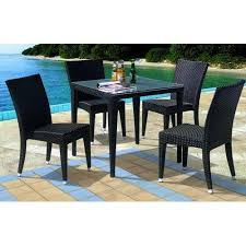 dining wicker set perfect outdoor furniture manufacturer from new delhi