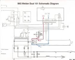 mod your 151 how to guide page 22 on bluewelders schematic i have again highlighted two connections of interest
