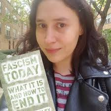 Episode 46: Fascism Today with Kelly Hayes by The Lit Review Podcast