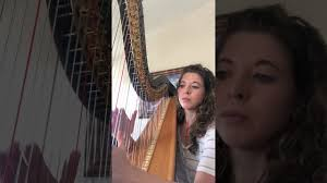 Star Eyes by Gene DePaul for Jazz Pedal Harp- arranged by Jenna Hunt -  YouTube
