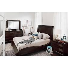Cascade Merlot 6 Pc Queen Bedroom