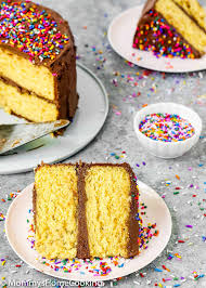 how to make a cake mix box without eggs